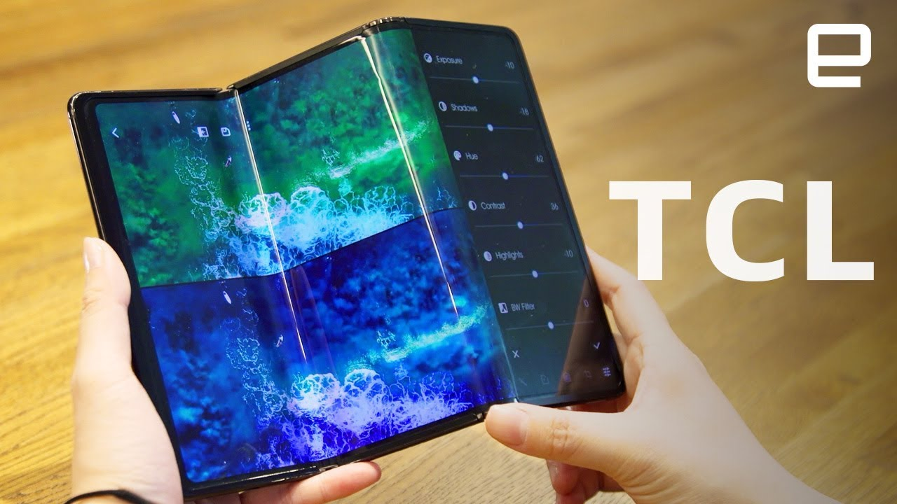 Unfolding the first Trifold Phone