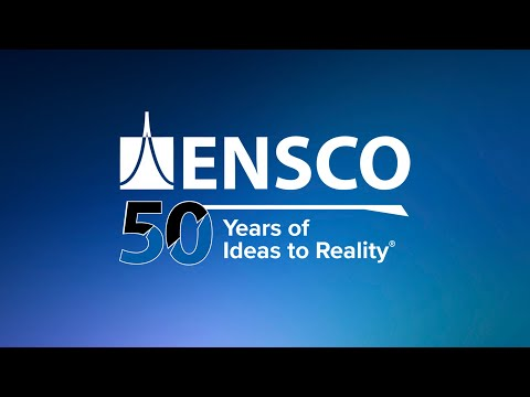 ENSCO – 50 Years Of Ideas To Reality: 1969 – 2019