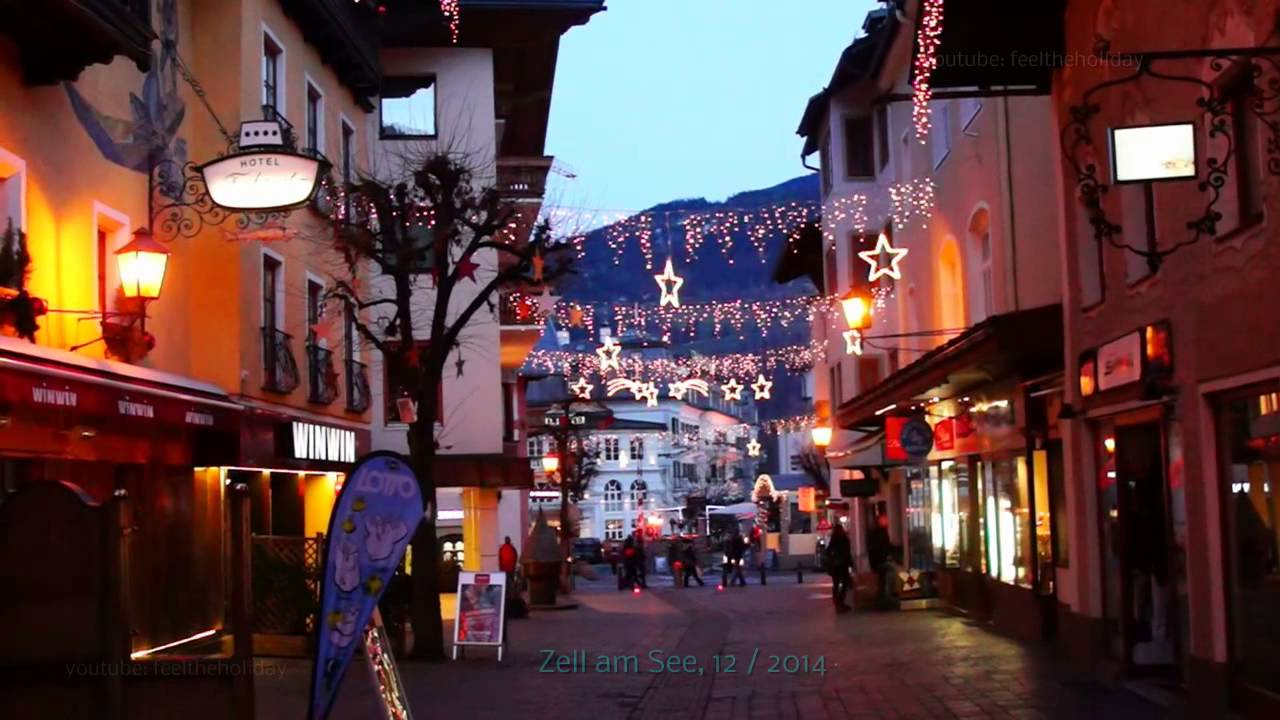 christmas 2014 weihnachten zell am see austria salzburg. Black Bedroom Furniture Sets. Home Design Ideas