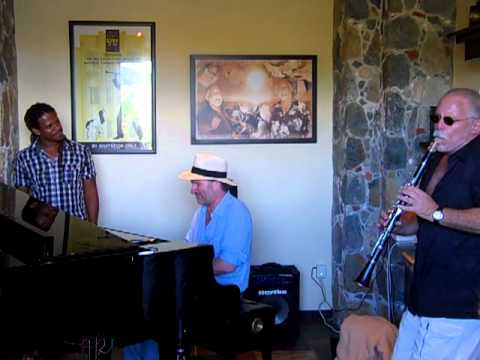 Jon Cleary, Ryan Shaw & Steve Simon