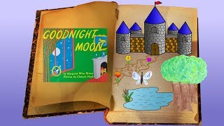 Favorite Children's Books Read Aloud:Goodnight Moon by Margaret Wise Brown on Once Upon A Story