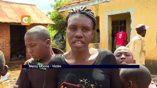 Kenya veterinary houses destroyed at KARI