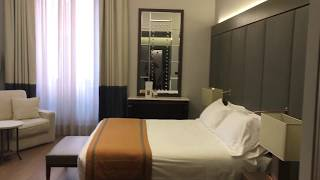 Martis Palace Hotel Rome Room 208