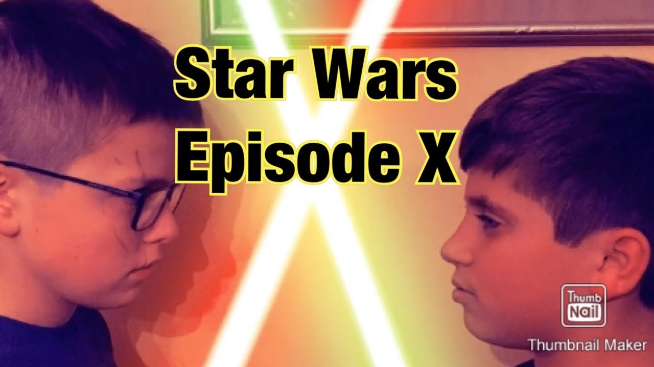 Star Wars Episode X The Finale Fight