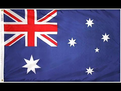 Australian National Anthem Trumpet