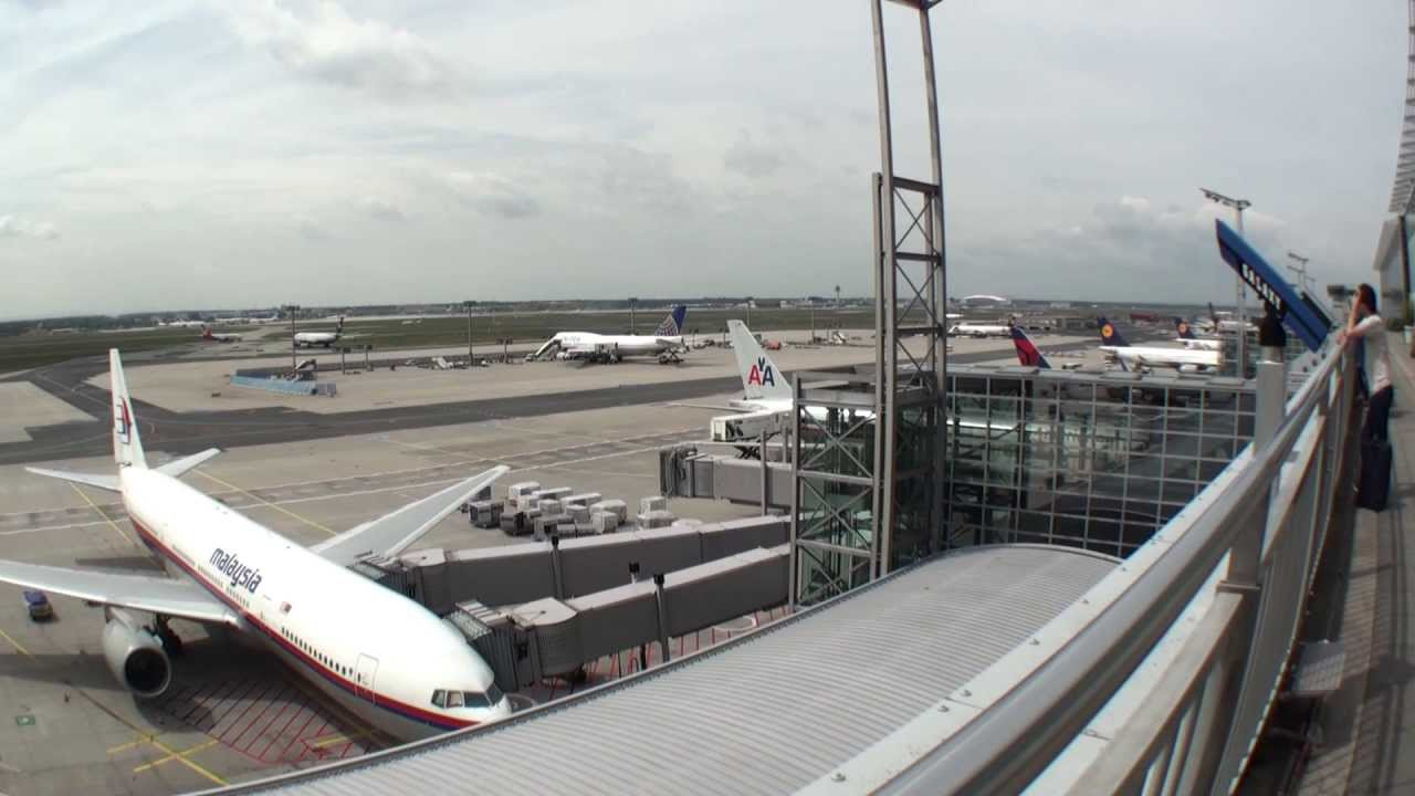 Flughafen Frankfurt Video