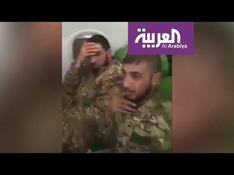يتحدثون العربية.. فيديو من داخل طائرة تحمل مرتزقة من تركيا إلى ليبيا  - نشر قبل 23 دقيقة
