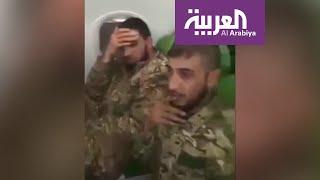 يتحدثون العربية.. فيديو من داخل طائرة تحمل مرتزقة من تركيا إلى ليبيا