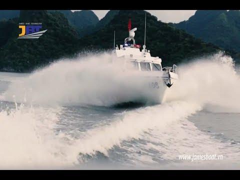 Đáng gờm tàu tuần tra cao tốc của CSB Việt Nam