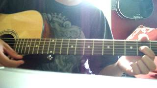 Boyce Avenue - Broken Angel Guitar Tutorial