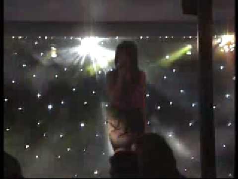 Danii Hobson @ Viking Hotel Coast Idol Heat Feb 09 (Mercy by Duffy)