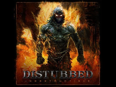 DISTURBED  INDESTRUCTIBLE 2008  Full Album