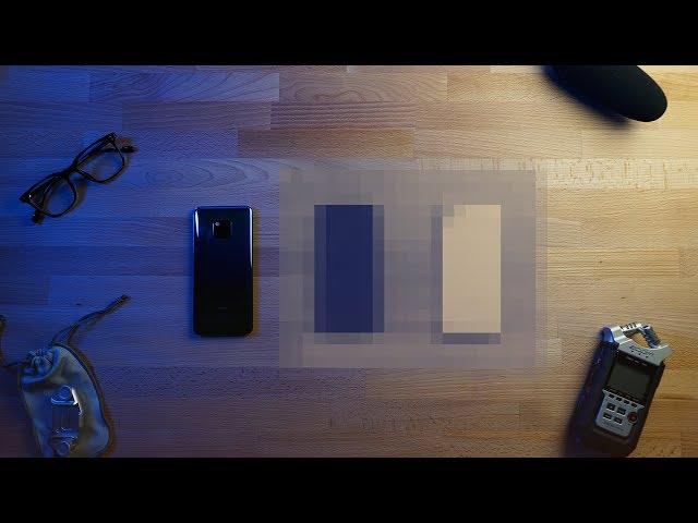 Éjjeli fotózás telefonokkal Huawei Mate 20 Pro -t