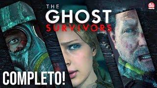 RESIDENT EVIL 2 REMAKE - GHOST SURVIVORS DLC COMPLETO    TODOS OS MODOS + MODO SECRETO!