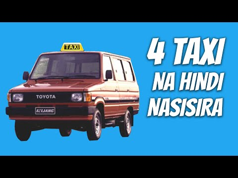 4 Taxi na hindi Namamatay | Used car for sale in the Philippines | Cars Under 100k Philippines