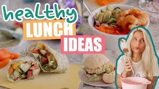 Healthy School Lunch Ideas 2019!