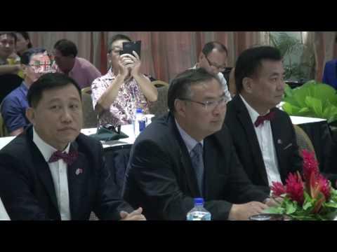 Fijian Industry & Trade Minister opens Guangdong-Fiji Exchange Seminar