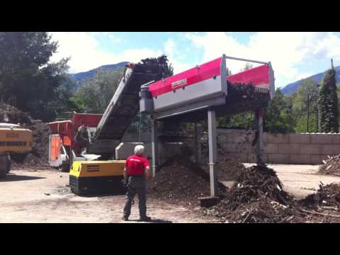 01 - Compost & biomass - ECOSTAR dynamic screening system