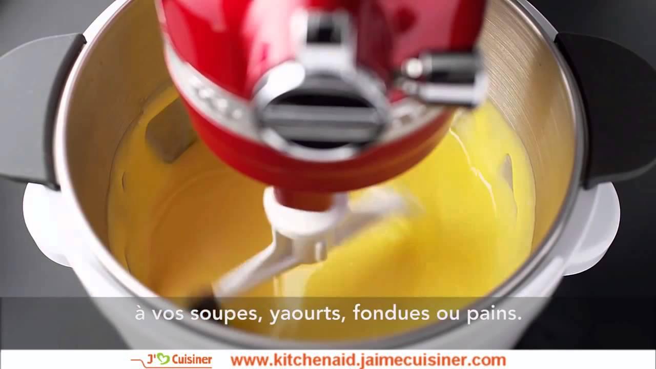 Bol Chauffant Pour Robot Artisan Kitchenaid