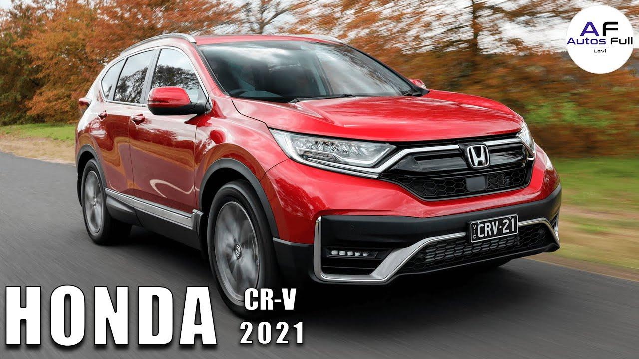 Honda CR V 2021 | El Mejor SUV de Honda 🔥🔥🔥