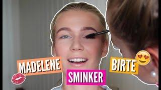 MADELENE SMINKER BIRTE ♡