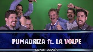 PUMADRIZA ft. LA VOLPE - DEPORTOLOGÍA