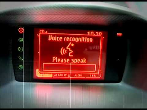 The All New Ford Fiesta Voice Activated Music Player