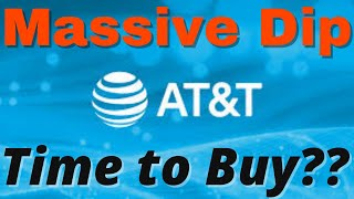 AT&T Stock (T). Why I'm Buying more of this Undervalued Dividend Stock.