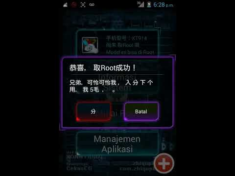 Rootear Android sin PC con Root Master y SuperSU facil y rapido
