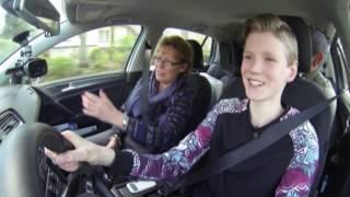 Autorijden vanaf 13 jaar (1 april 2015)