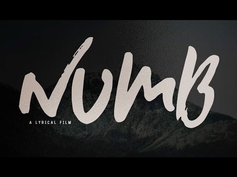 David Archuleta - Numb (Lyric Video)