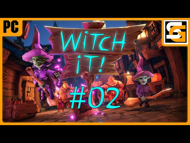 Witch It (mit Yushina, Sygro) #02