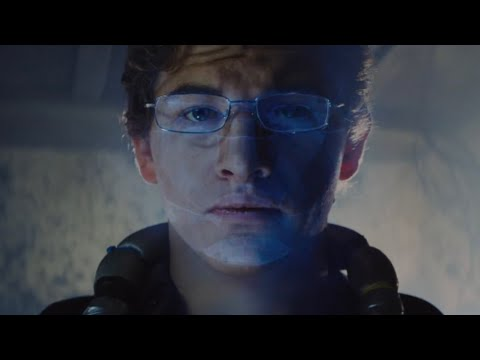 Ready Player One (2018) - The OASIS Scene [4K Ultra HD]