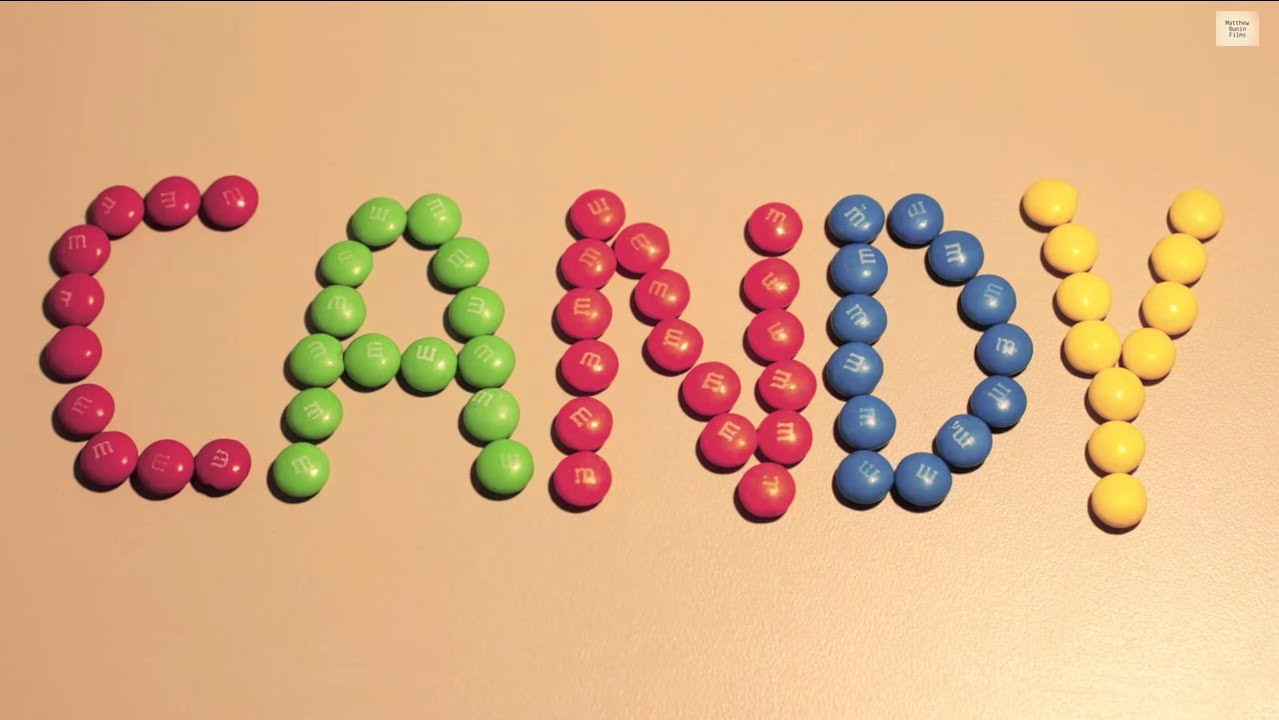 Candy - Short Stop Motion Film - YouTube