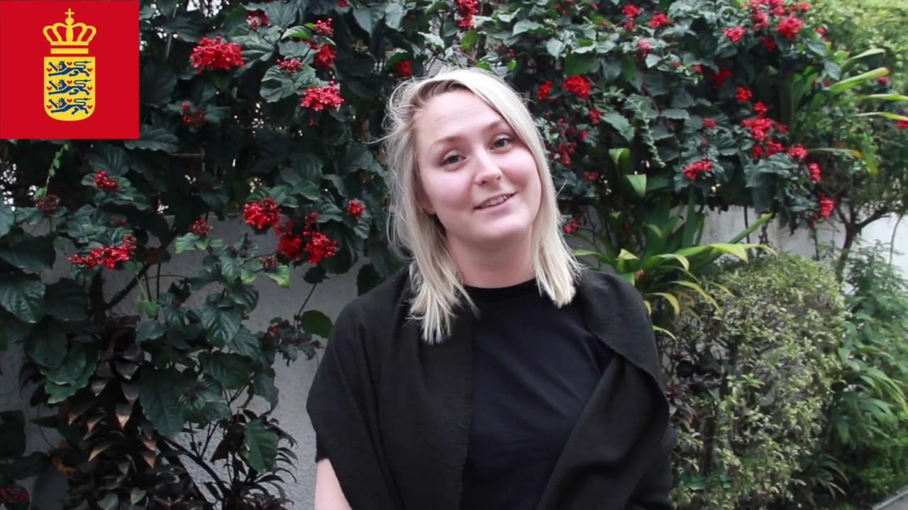 Image result for Kamilla, Public Diplomacy praktikant