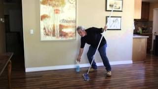 How Do I Clean & Protect a Hardwood Floor?