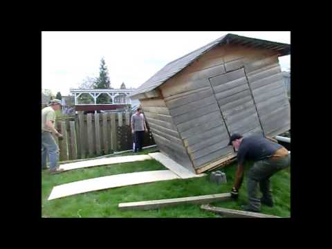 Saw Shed Move Youtube