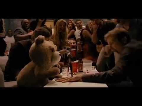 Ted (film), The knife song