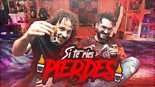 BEBIENDO CON LUISITO COMUNICA | #SiTeRíesPierdes