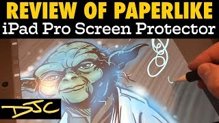 My Honest Review of Paperlike iPad Screen Protector for Digital Artists