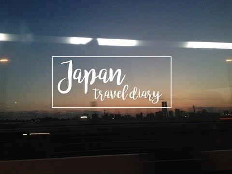 Japan travel diary: Tokyo/Chiba