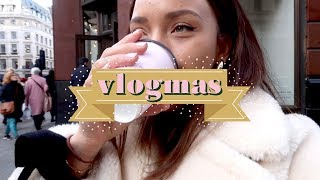 COME CHRISTMAS SHOPPING & COOKING WITH ME | Vlogmas