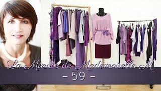 La Minute de Mademoiselle M59 - Comment créer une tenue vestimentaire ? (1/2)