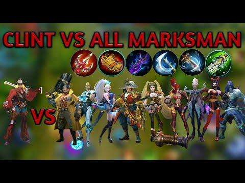 CLINT VS ALL MARKSMAN   GAMING PLANET