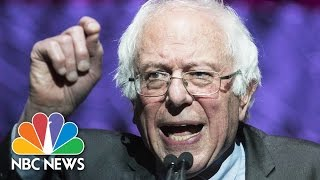 Bernie Sanders Launches Facebook Live Show To Get His Message Out | NBC News