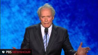 Watch Clint Eastwood Speak at Republican National Convention