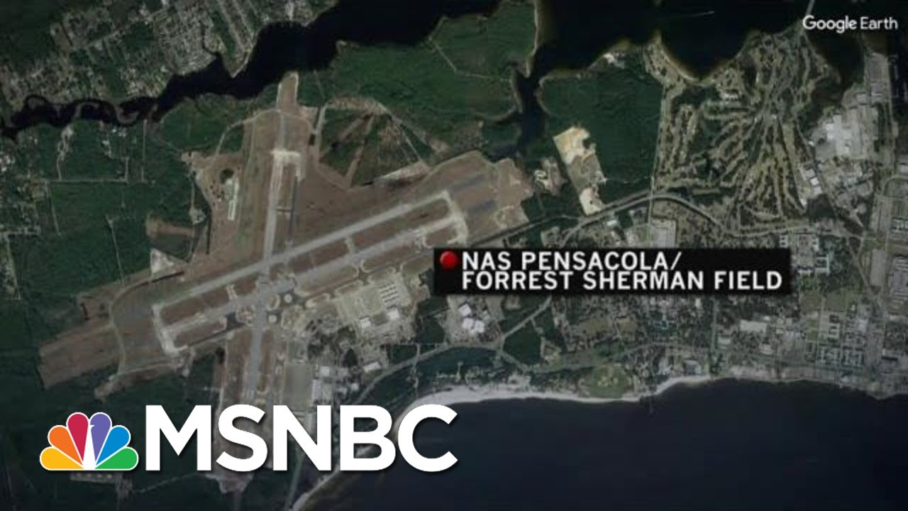 Pensacola shooting: 3 dead and several injured at Naval Air Station ...