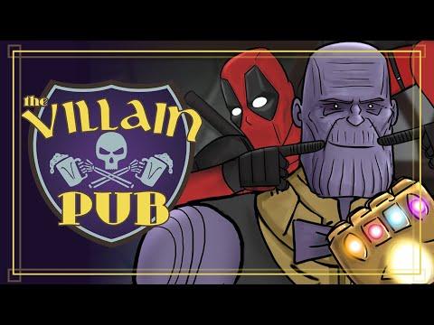 Villain Pub - The Dead Pool