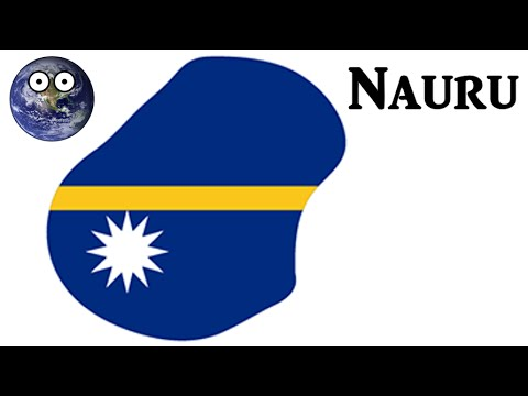 Geography Time! Nauru
