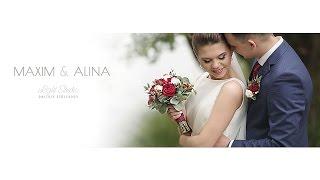 Maxim & Alina [свадебный клип]